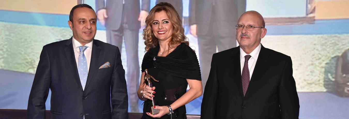 Leading Arab Woman Influencer