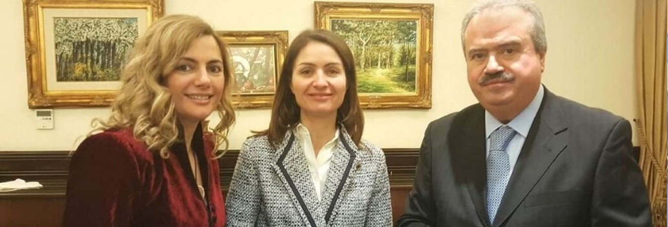 Supported Lebanese Parliament in European Union